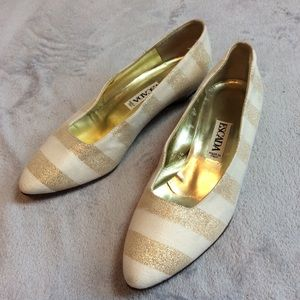 Escada Slip on Flats 8